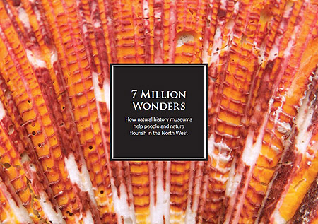 Resources - Seven Million Wonders: How natural history museums help people and nature flourish in the North West (2014)