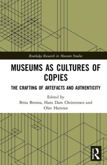 Front cover of Museums as cultures of copies