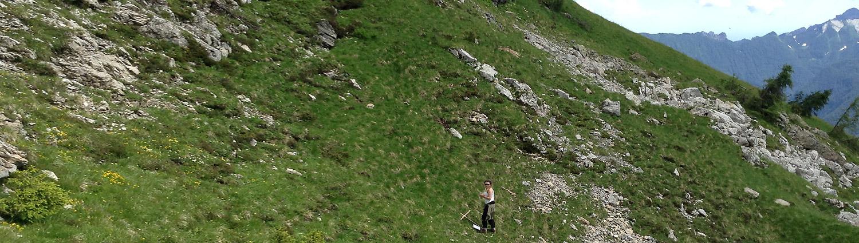 Italian Alps field course/research skills module