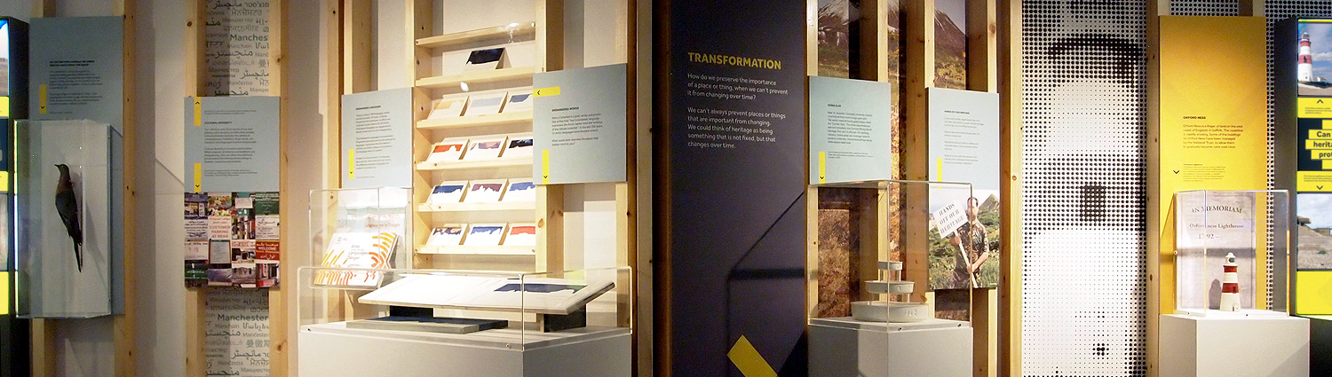 Heritage Futures exhibition