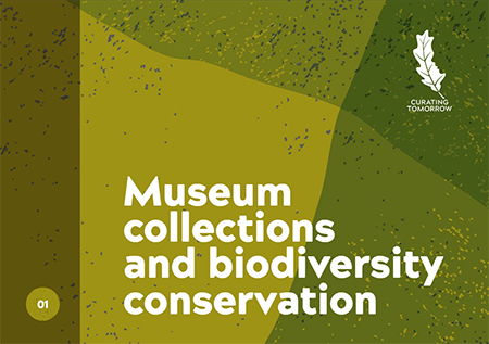 Front cover of Museum collections and biodiversity conservation