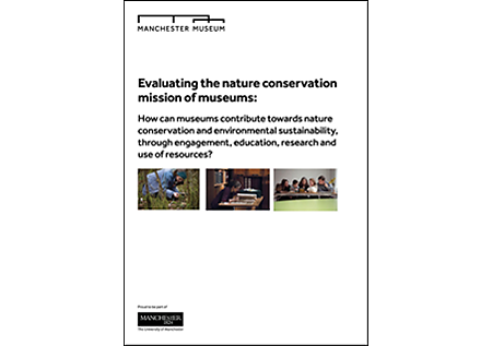 Evaluating the nature conservation mission of museums (2018)