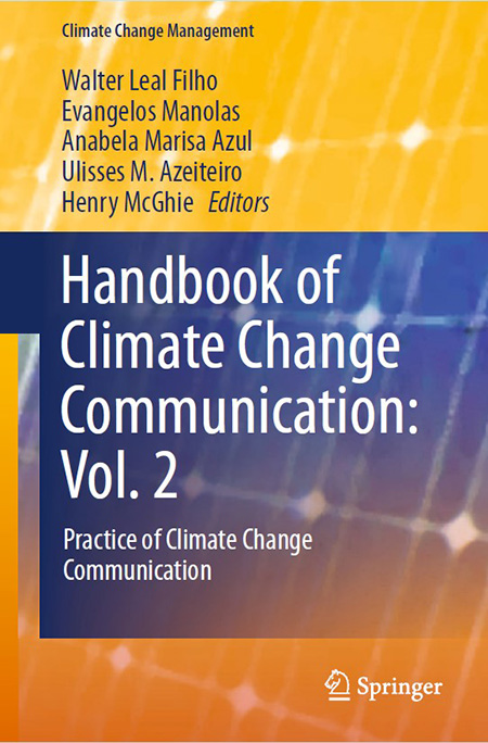 Front cover of Handbook of Climate Change Communication. Vol 2