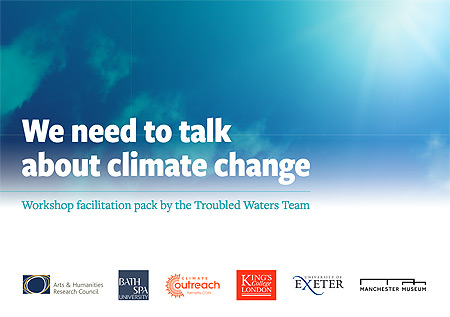 'We need to talk about climate change' workshop facilitation pack (2017)
